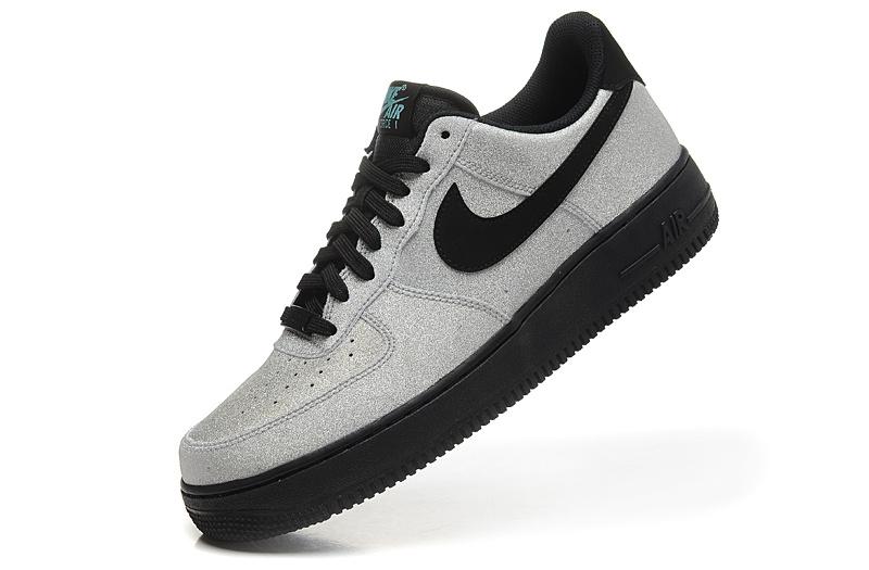 air force 1 noir et gris